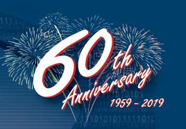 1959-2019 : Mobert compie 60 anni !